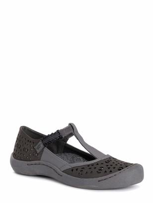 Muk Luks Women's Women's Samantha Sport Shoe-Grey Sandal