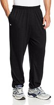 Russell Athletic Men's Big & Tall Cotton Jersey Pull-on Pant
