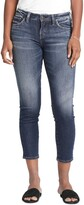 Thumbnail for your product : Silver Jeans Co. Banning Skinny Crop Jeans