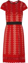 Catherine Deane Ilissa guipure lace dress