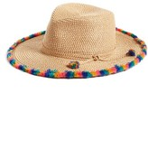 Eric Javits Women's Frida Packable Squishee Fedora - Brown