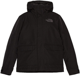 The North Face Cypress Insulated Jacket in TNF Black | FWRD