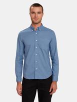 Pavvel Button Down Collar Oxford Shirt