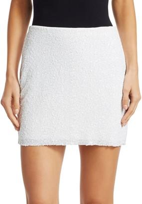 Bailey 44 Sequin Mini Skirt