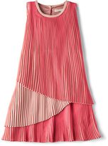 Stella McCartney Sasha Girls Layered Dress