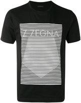 Z Zegna logo print T-shirt - men - Cotton - M