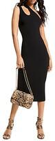 Thumbnail for your product : MICHAEL Michael Kors One Shoulder Cutout Dress