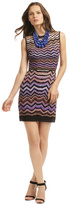 Missoni Push Come To Shove Sheath