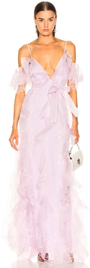 Alice McCall My Baby Love Gown in Lilac | FWRD