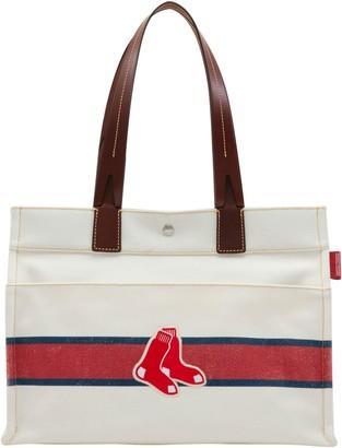 Dooney & Bourke MLB Red Sox Medium Tote