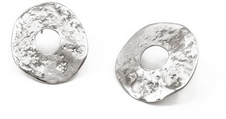Biko Shoreline Studs Silver
