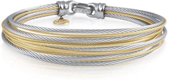 Alor Yellow cable grey micro 30 r