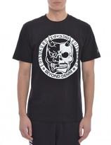 Evisu Devil Print T Shirt