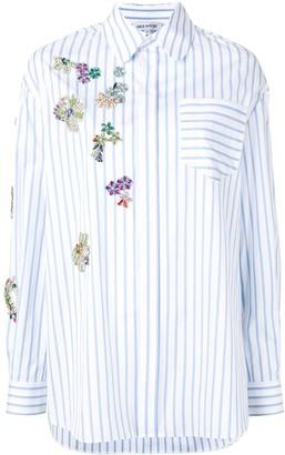Dice Kayek Embellished Detail Shirt