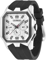 Police Men's PL12893JSSB/04 Multifunction Watch with 3 Hands