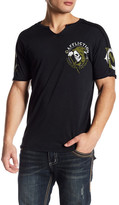 Affliction Faster Then Death Short Sleeve Tee