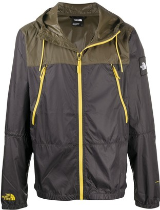 The North Face Zipped Rain Jacket