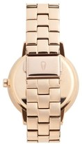 Nixon 'Kensington' Crystal Bracelet Watch, 37mm