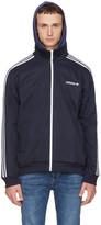 Adidas Originals Navy Beckenbauer Track Jacket