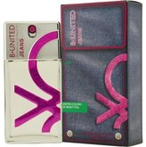 Benetton B. United Jeans Woman FOR WOMEN by 100 ml EDT Spray