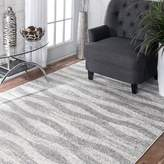 nuLoom Contemporary Geometric Waves Area Rugs