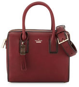 Kate Spade Ridley Street Leather Satchel Bag