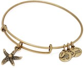 Alex and Ani Starfish Charm Bangle