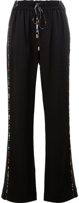 Peter Pilotto Wide Leg Drawstring Trousers