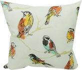 Asstd National Brand Perch Birds Outdoor Pillow