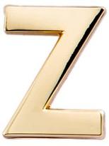 Make Heads Turn Letter Z Pin