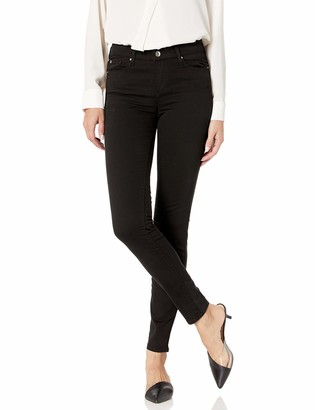 A|X Armani Exchange Women's Classic Five Pocket Denim Jeans