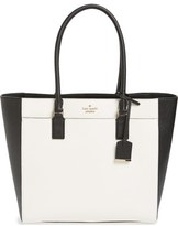 Kate Spade 'cameron Street - Havana' Textured Leather Tote