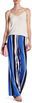 Romeo & Juliet Couture Woven Multi Color Stripe Pant