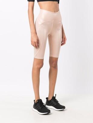 adidas by Stella McCartney Shiny Cycling Shorts