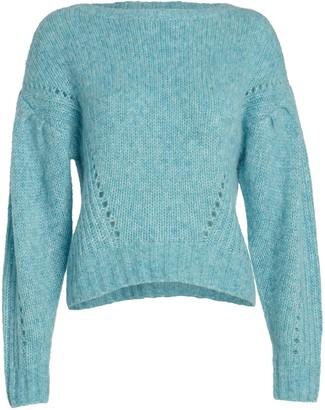 Intermix Joan Balloon Sleeve Sweater