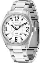 Police 13893js04m mm Steel Bracelet Mineral Men's Watch