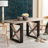 Safavieh Contemporary Modern Dining TableSafavieh Dining Tables   ShopStyle. Safavieh Ludlow Dining Table. Home Design Ideas