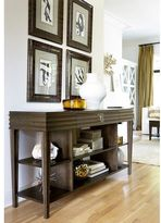 Universal Furniture California Console Table