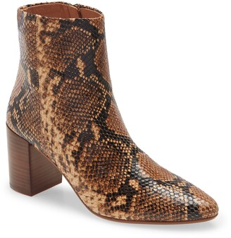 Madewell The Fiona Bootie