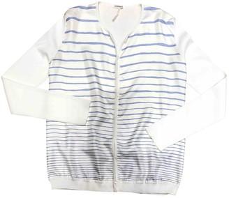 Hermes White Silk Knitwear for Women Vintage