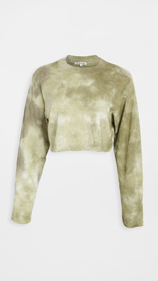 Cotton Citizen Tokyo Long Sleeve Crop Top