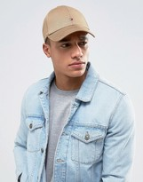 Tommy Hilfiger Baseball Cap In Stone