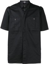 Kokon To Zai detachable layer T-shirt