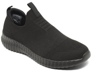 Skechers Big Boys Elite Flex Wasik Casual Slip-On Sneakers from Finish Line