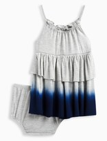 Splendid Baby Girl Dip Dye Dress