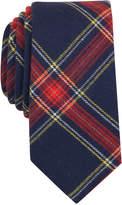 Bar III Men's Adams Plaid Slim Tie, Created for Macy's