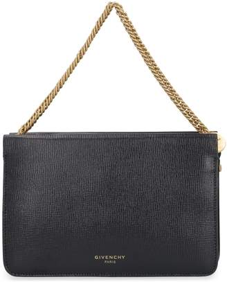 Givenchy Cross3 Leather And Suede Bag