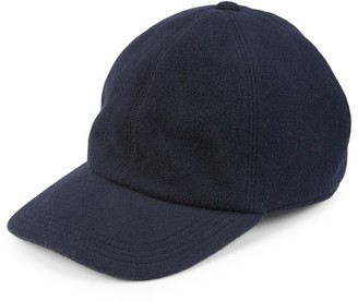 Saks Fifth Avenue COLLECTION Baseball Hat with Ear Flaps