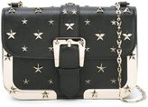 RED Valentino star studded crossbody bag