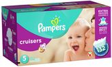 Pampers CruisersTM 132-Count Size 5 Economy Pack Plus Disposable Diapers